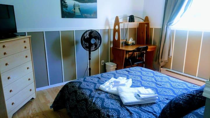 Les chambres Saint-Martin (chambre 2)