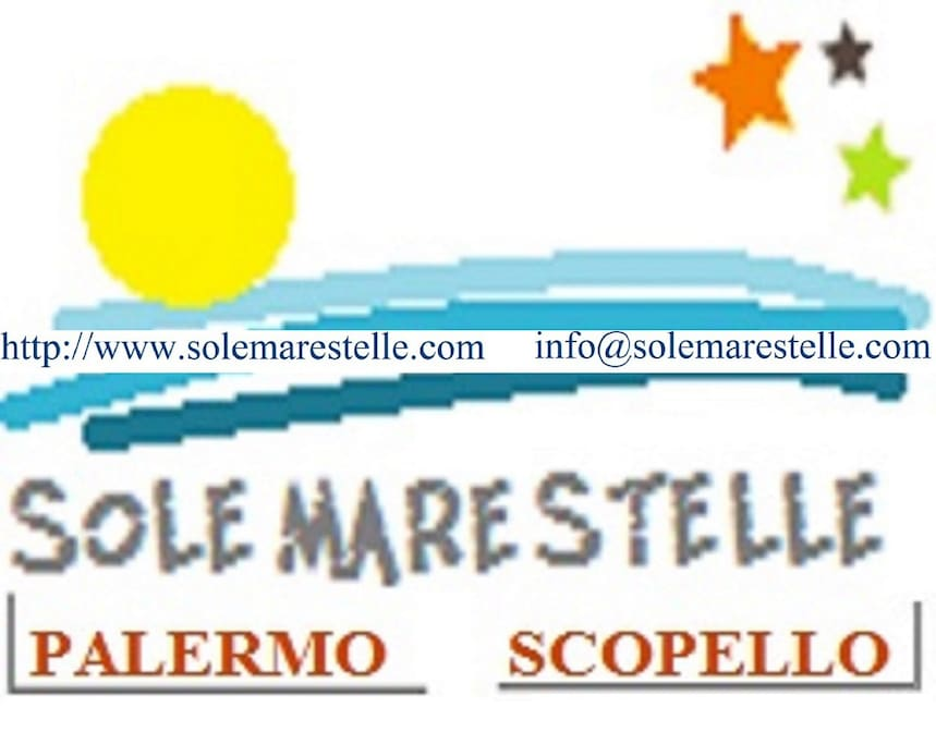 sole mare stelle