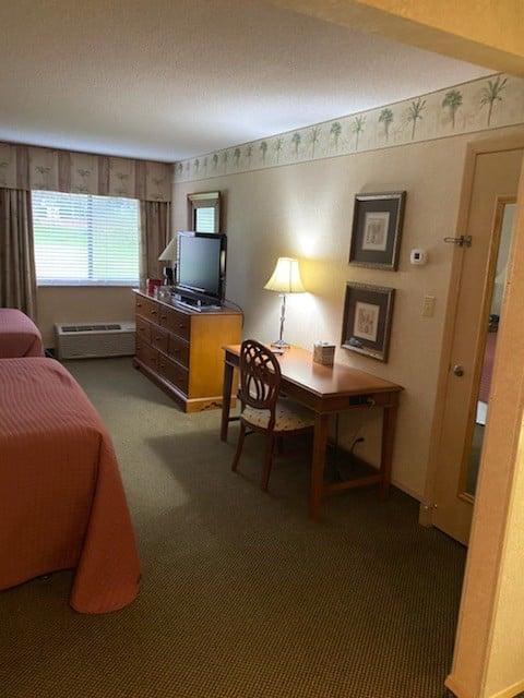 Hotel Room Ground Floor 2 Queen Beds in Innisbrook