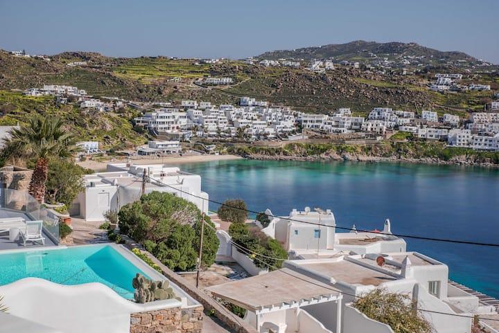 Villa Agios Lazaros