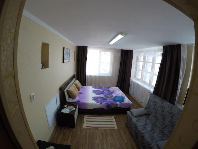 Уютный дом в Кисловодске с сауной - Kislovodsk - Rumah