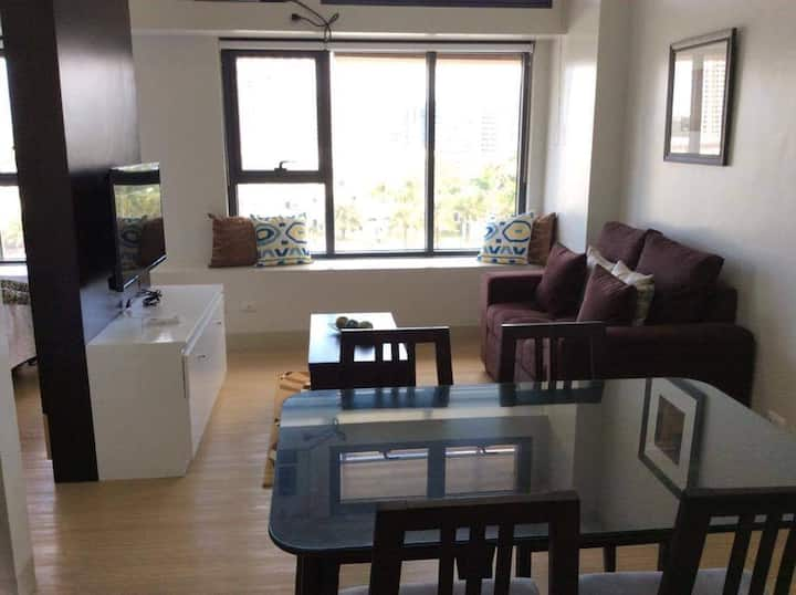 Fully Furnished 1BR Condo Unit @The Levels Alabang