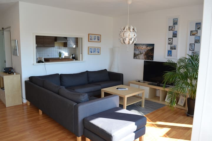 nice spacious 2 room apartment - Friedrichshafen - Appartamento