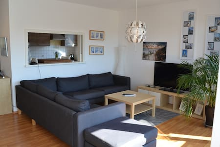 nice spacious 2 room apartment - Friedrichshafen - Apartemen