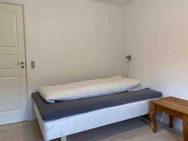 Room in Hoyvík/Torshavn  1 or 2 pers.
