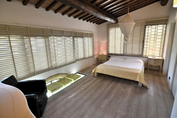 Exclusive Villa strategic location! Pool+WiFi+Park
