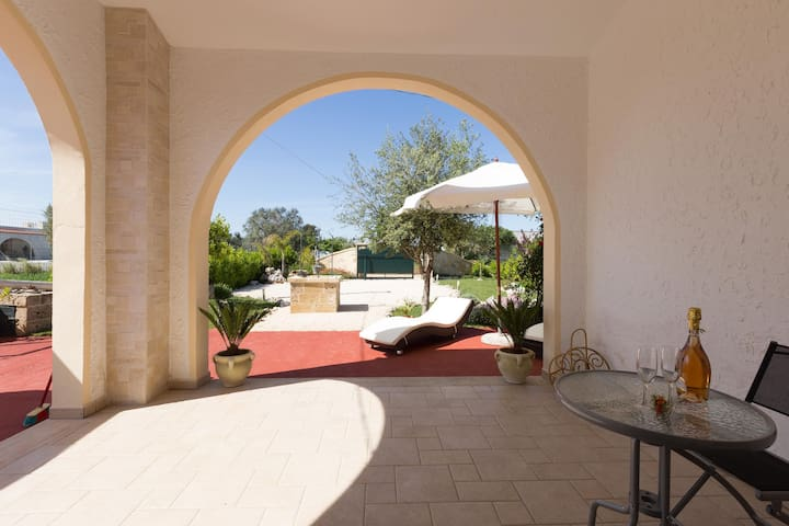 677House in the Countryside of Melissano/Gallipoli - Melissano - Villa