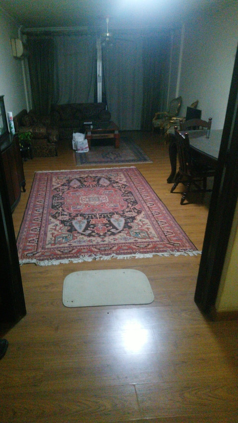 appartement in naser city near to airoport 1st ze