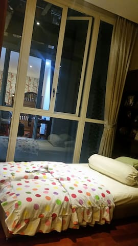 A nice room in a bnb in Central Jkt