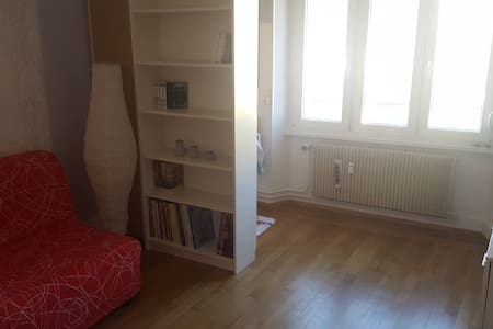 2 chambres en centre ville - Saint-Dié-des-Vosges - Wohnung