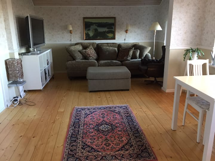 Comfort and quiet apartment in district Nõmme
