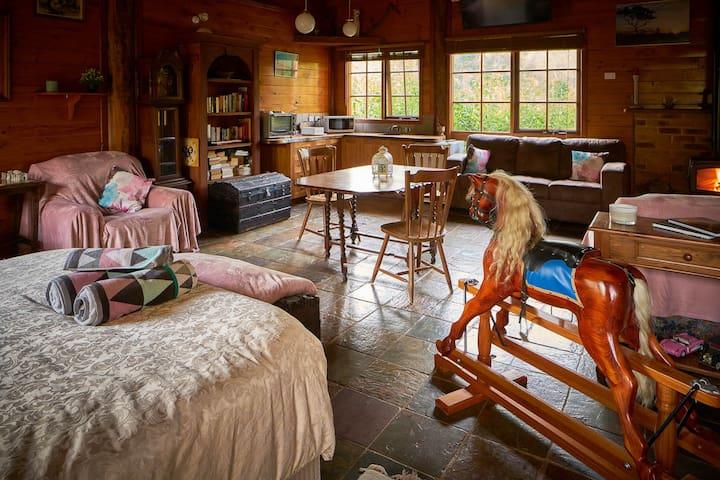 Poplar Lodge - Silvan - Cabane