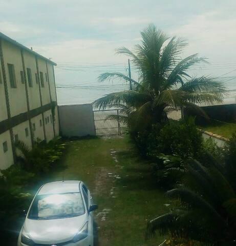 Pousada PÉ na areia Balneario Perequê Guaruja