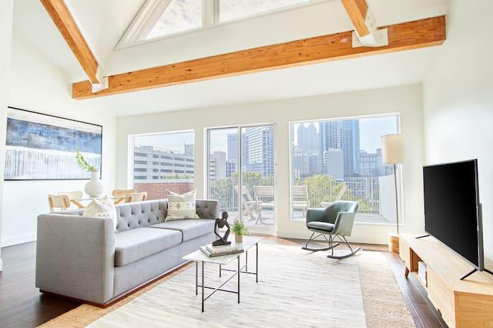 Sonder | Baltimore Place | 2BR Penthouse