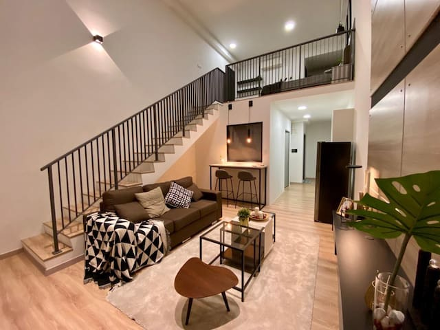 Family designed loft kota damansara
