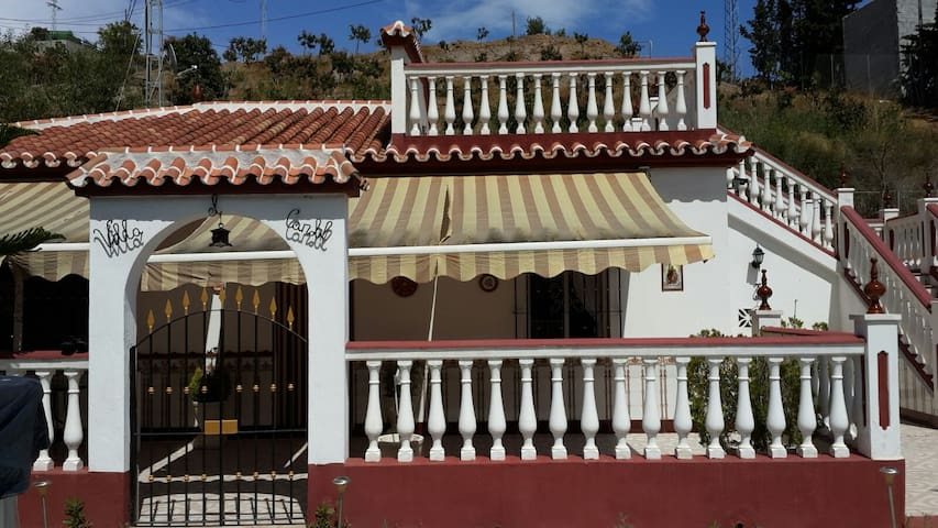 Cozy House close to the beach - Vélez-Málaga - Huis