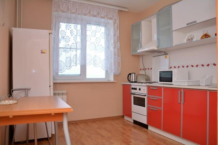 Уют на Университетской Набережной, д. 36 Б - Chelyabinsk - Apartment
