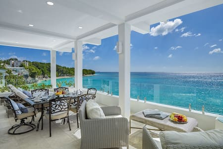 7 Bed Beachfront Villa with Private Beach