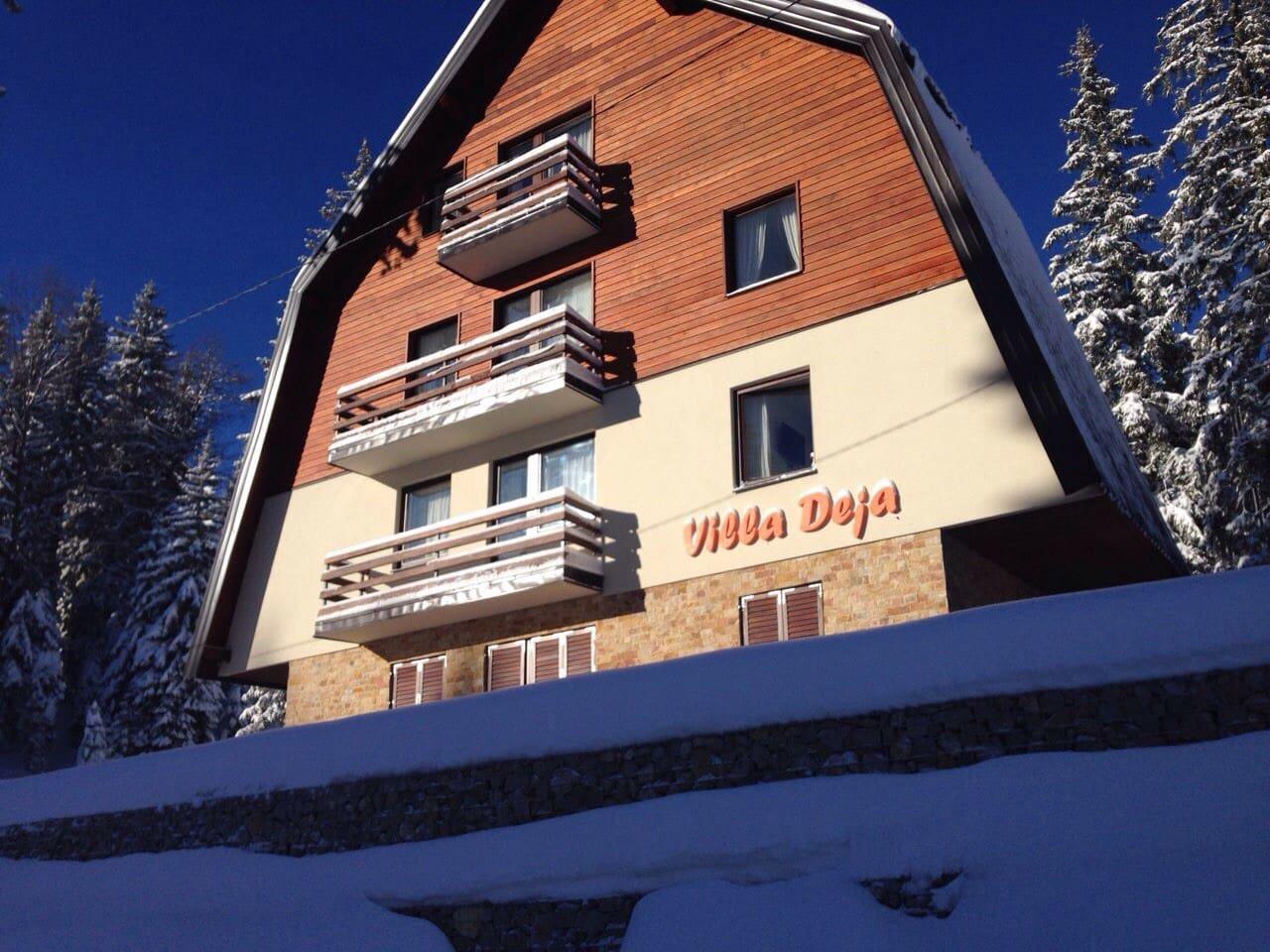 Welcome to Villa Deja Jahorina!