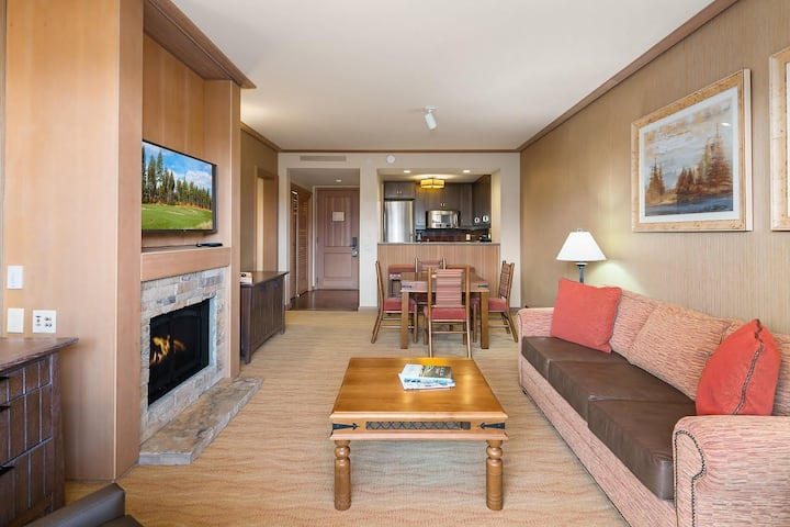 One Bedroom Suite Suncadia lodge!!!