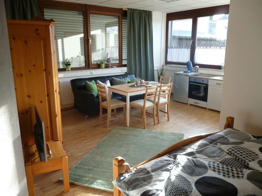 Haus tanja ferienwohnung auf hohberg wohnungen zur miete for Haus auf miete