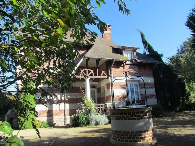 Demeure de charme avec beau jardin - Trosly-Loire