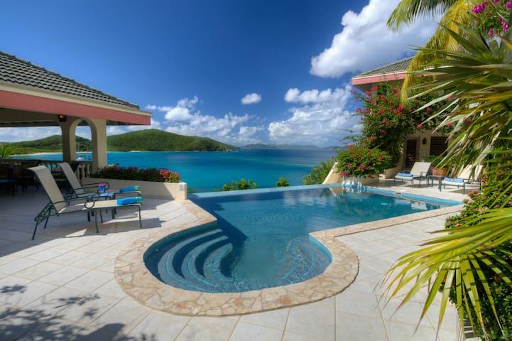A Dream Come True Villa Estate -Oceanfront Luxury