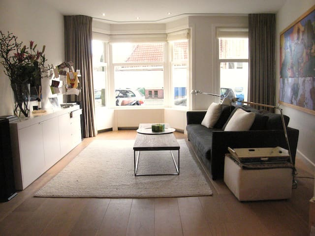Beautiful family home in A'dam-zuid - Amsterdam - Apartment