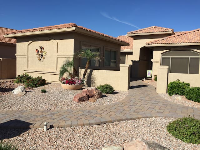 Quiet Casita with Private Entry - Sun Lakes - Ev