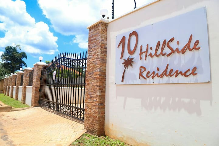 10 Hillside Residence - Kampala - Apartment