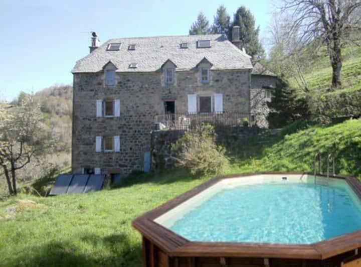 Séjour Randonnées en Auvergne avec accompagnateur