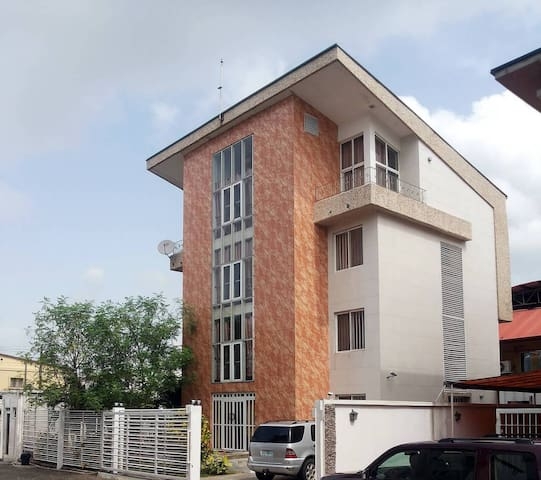 IKOYI FAIRVIEW -  STUDIO 88 WITH PATIO- GRD FLOOR