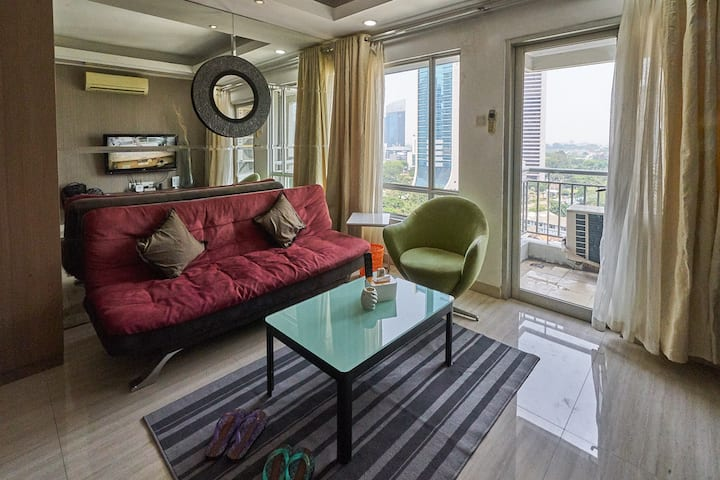 3BR Modern Comfy in Central Business of Sudirman