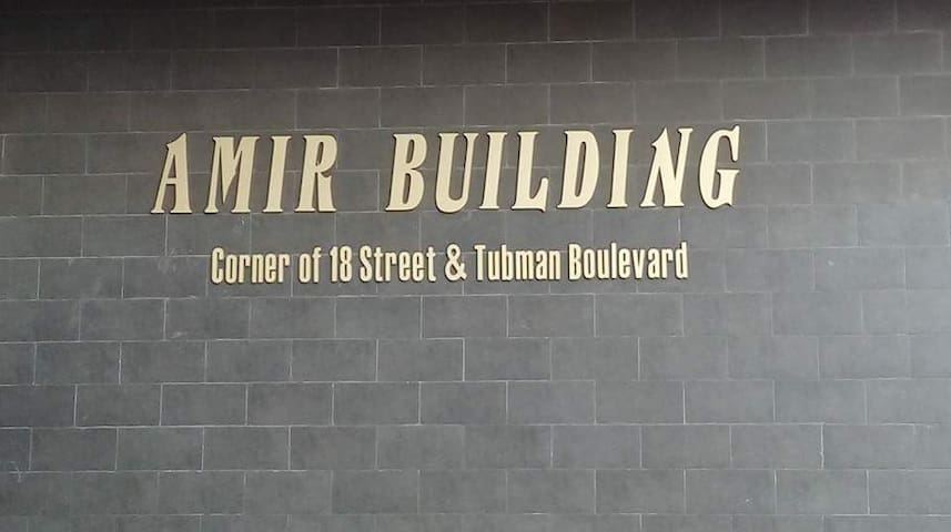 Amir building 18th street opp of libtelco