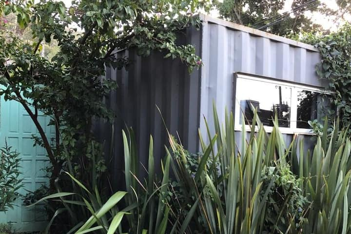 Container ❤️ Charmoso Confortável Funcional 🏖️