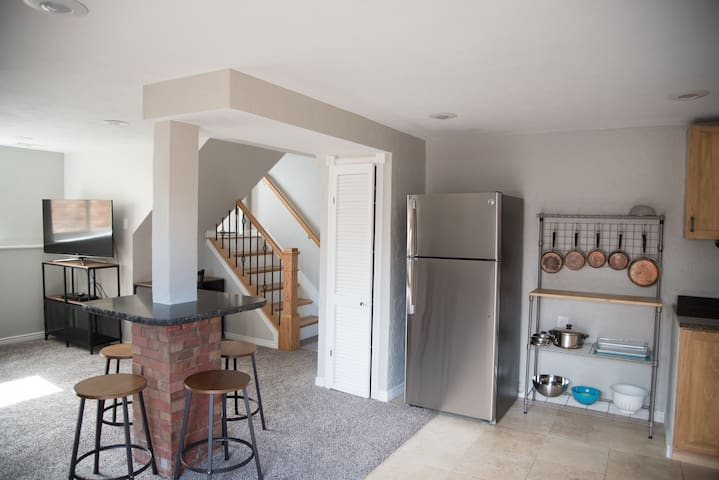 Colorado Private Garden Level Suite