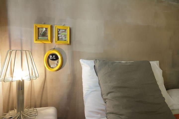dettagli camera singola