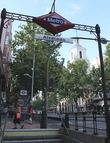 MADRID CENTRO APTO TIPO ESTUDIO