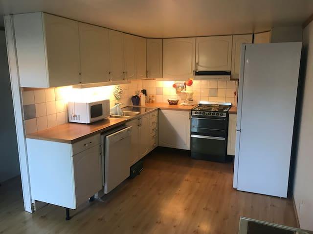 Sandhamn - 4 Bädds lägenhet.
