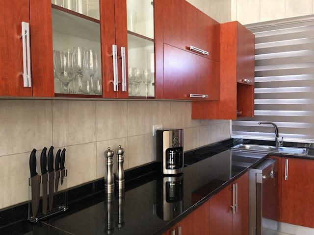 10-STYLISH 2-BEDROOMED IN THE BEST PART OF LUSAKA