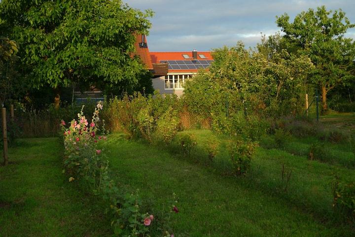 Biohof Kepos Ferienwohnung Schwalbennest
