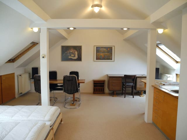 Attic apartment in Solingen (near Cologne)