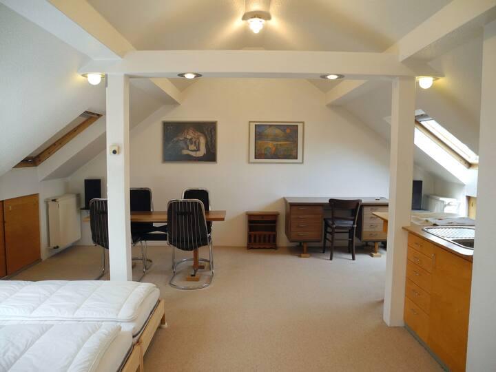 Attic apartment in Solingen (near Cologne)