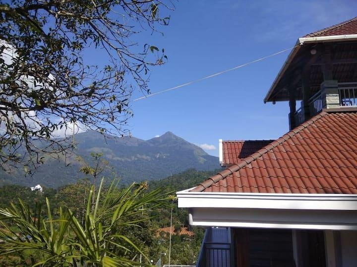 4 BHK Premium villa with Mountain view