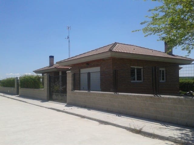 Chalet en entorno rural - Velayos - Chalé