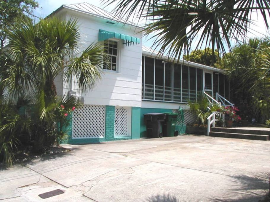 If you`re looking for a touch of Tybee`s past, you`ll love this historic treasure less than 250 yards from the beach