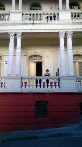 Historic house@heart of Santiago de Cuba