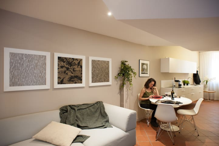RiminiShortStay - Cozy Open Space in the old city - Rimini - Loft