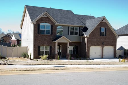 Luxury home minutes from GSP Airport and I-85! BR1 - Lyman - Casa