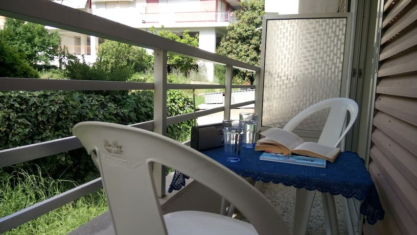 Studio 100 m from beach Greece - Nea Kallikratia